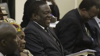 Новым президентом Зимбабве стал 75-летний Мнангагва
