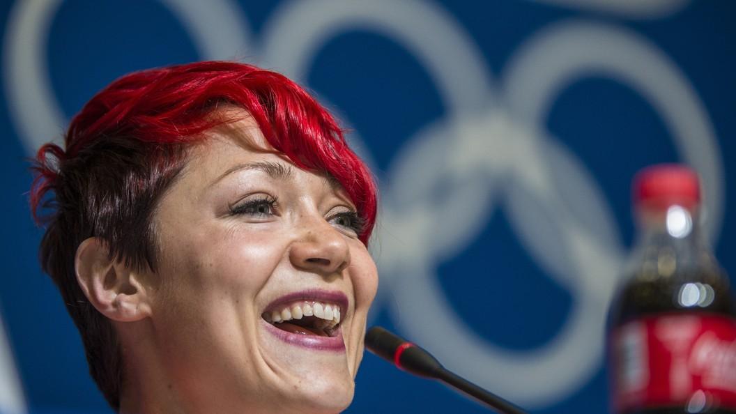 Правда восторжествовала: штатская скелетонистка расплакалась, узнав оботстранении русской спортстменки