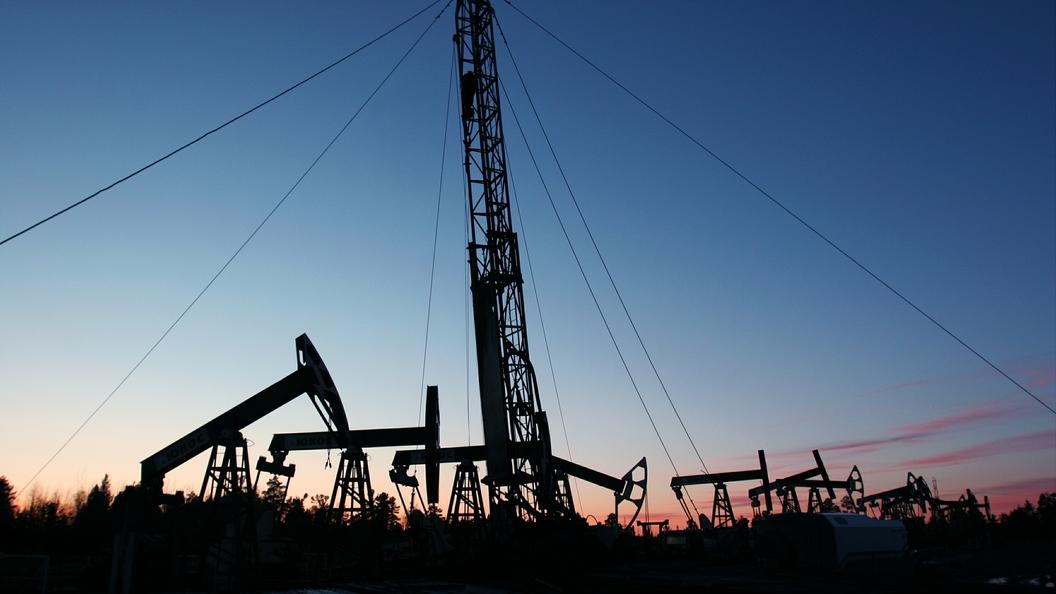 Цена нефти WTI превысила 59 долларов забаррель впервый раз задва года