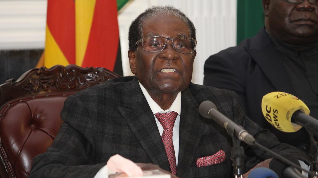 Мугабе каждый месяц будут оплачивать $150 тыс. доконца жизни
