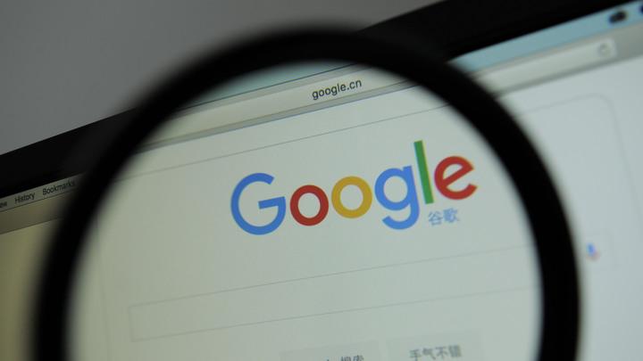 Google объяснился за слова гендира о понижении RT и Sputnik при ранжировании