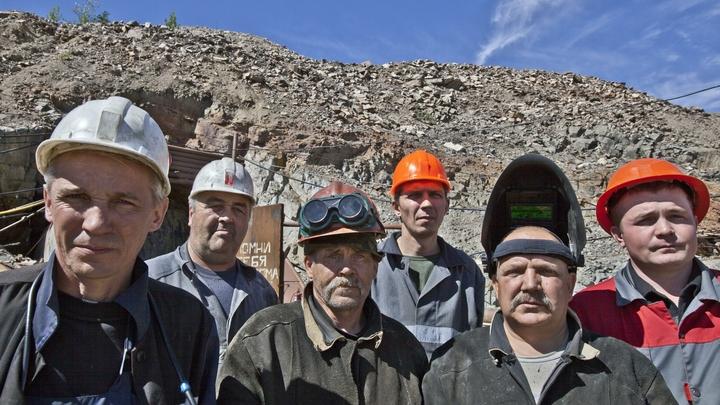 Украинские шахтеры отказались подниматься наверх до выплаты долгов по зарплате