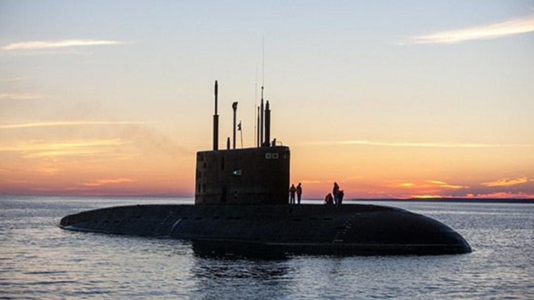 Судно «Янтарь» прибудет взону поисков субмарины «Сан-Хуан» 5декабря