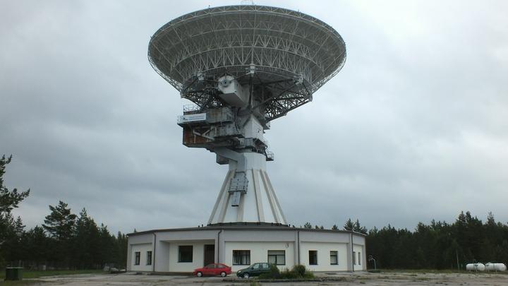 Радиотелескопы в Евпатории поставят на службу лунной программе