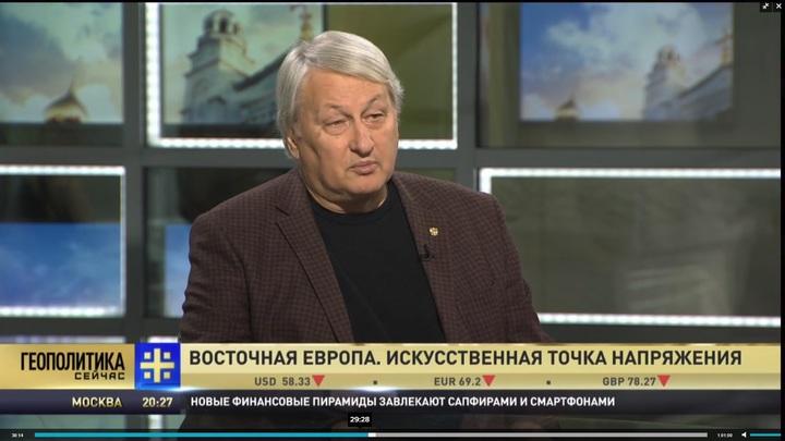 Генерал Решетников: Одесса оккупирована людьми, близкими по духу гитлеровским фашистам