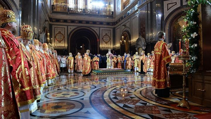 Патриарх Кирилл назвал точное количество храмов и священников по всей России