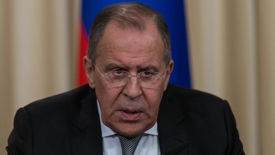 Лавров заставил США признаться впоисках предлога для уничтожения КНДР