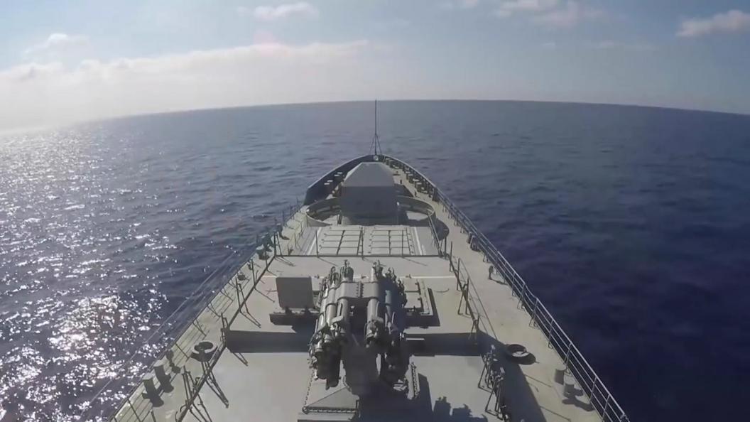 Гроза террористов Адмирал Григорович вернется в Средиземное море