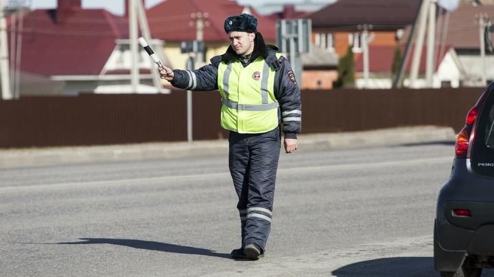 МВД: Инспектора ГИБДД должны терпеть съемку на видео