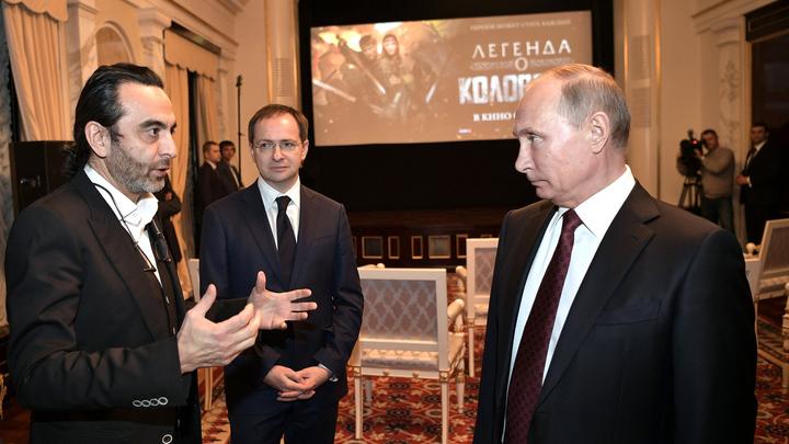 Режиссер Легенды о Коловрате: Задача кино не научить истории, а вызвать эмоцию