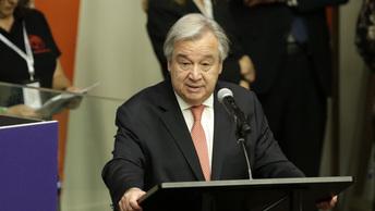 Генсек ООН: Мир отстает в борьбе со СПИДом