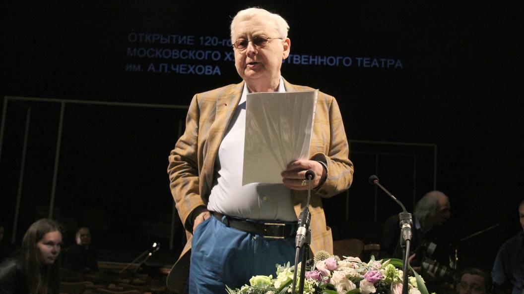 Никто не может сказать, что будет дальше: Состояние Олега Табакова резко ухудшилось