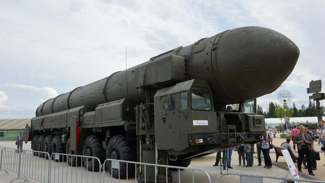 В РФ прекратят работу над «ядерным поездом»