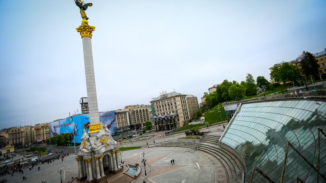 Онушел, однако обещал вернуться через неделю: вКиеве закончился марш Саакашвили