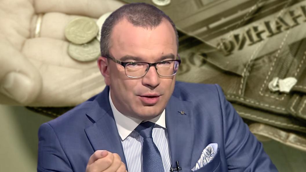 Юрий Пронько: Падение в пропасть нищеты продолжается...