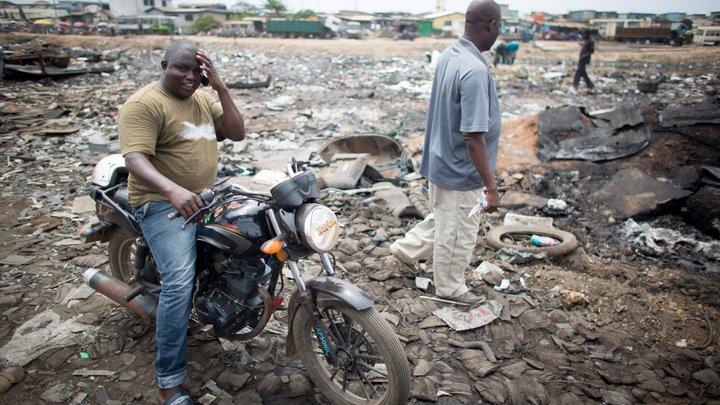 Нет дыма без огня: Фейк о лжепосольстве США в Гане возник из-за ошибки Госдепа