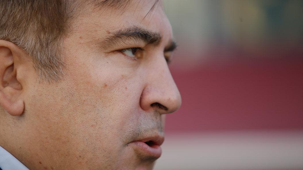 Мишу Прыгнискрыши Саакашвили задержала полиция