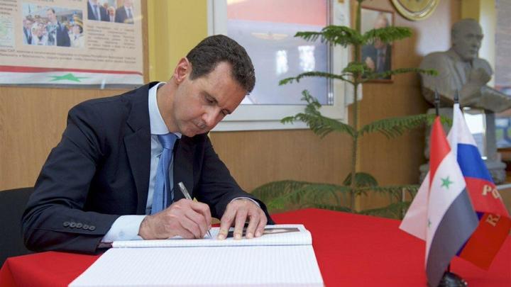 США решились пригласить на женевские переговоры Башара Асада