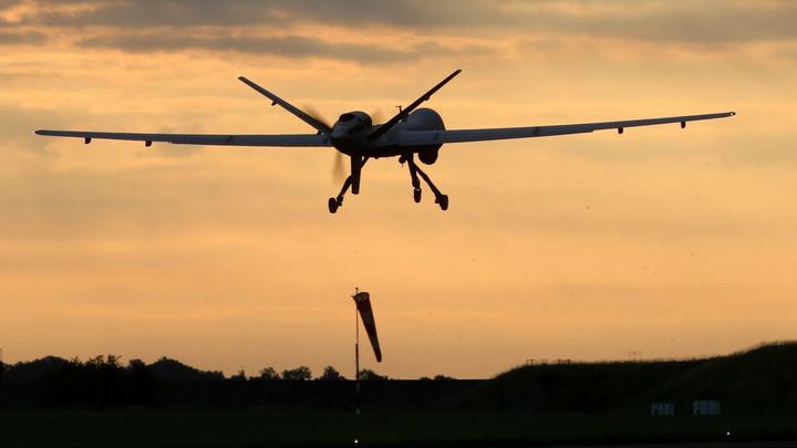 Беспилотник Индии разбился после нарушения воздушного пространства Китая