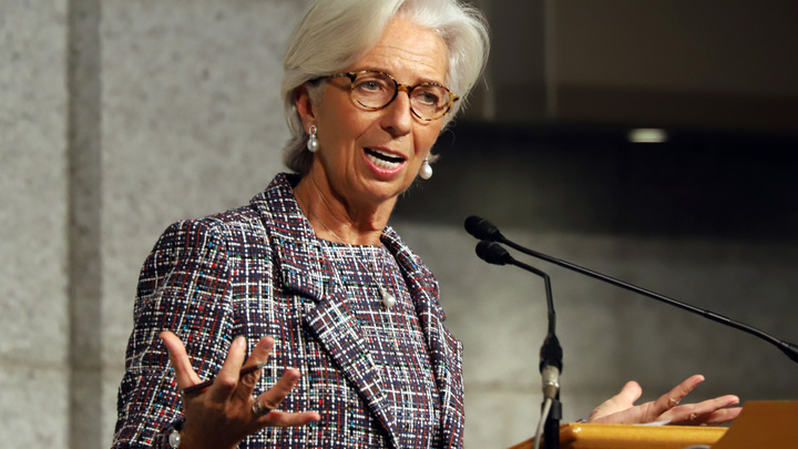 Глава МВФ озаботилась судьбой антикоррупционных органов на Украине