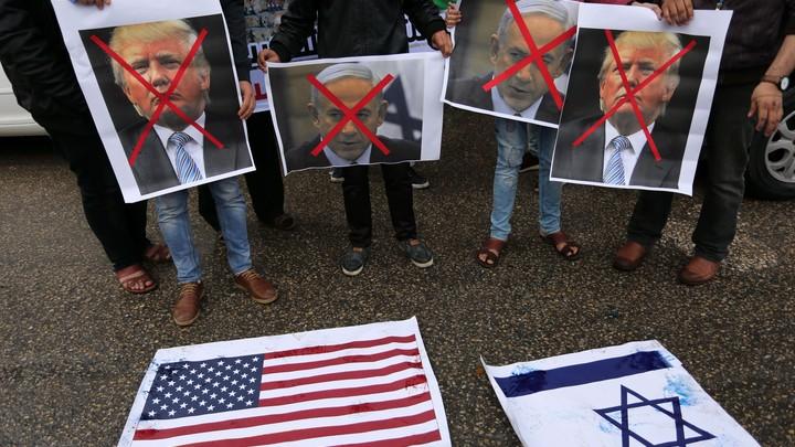 Сделки века не будет: ХАМАС заявил о похоронах мирного процесса между Палестиной и Израилем
