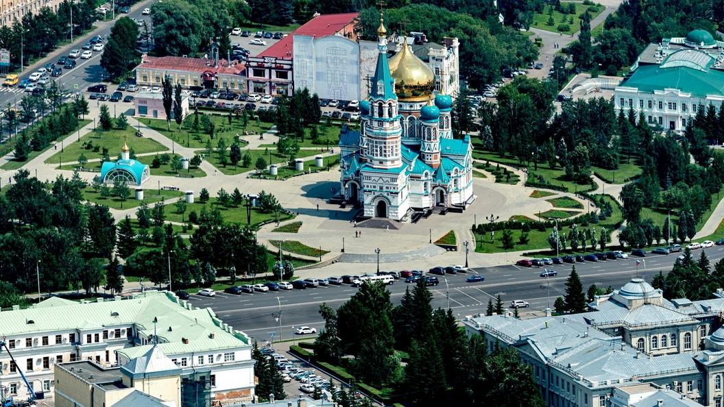 Первая женщина на посту мэра Омска поклялась защищать жителей города