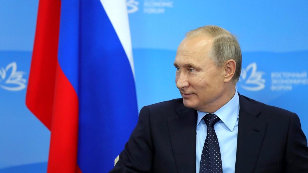 ВЦИОМ выяснил процент одобряющих деятельность В. Путина