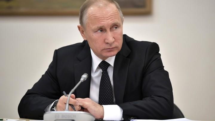 Путин: СПГ Ямала - ключ к развитию атомного судостроения и Северного морского пути