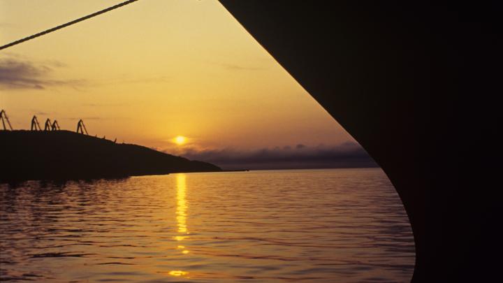 В Финском заливе идут поиски пропавших без вести моряков