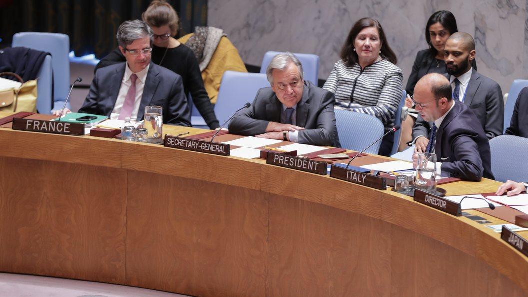 Палестина призвалаСБ ООН потребовать отмены решения Трампа поИерусалиму