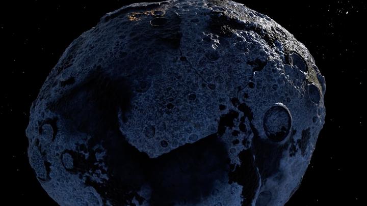 Россия призовет ООН запретить добычу ископаемых на Луне и астероидах