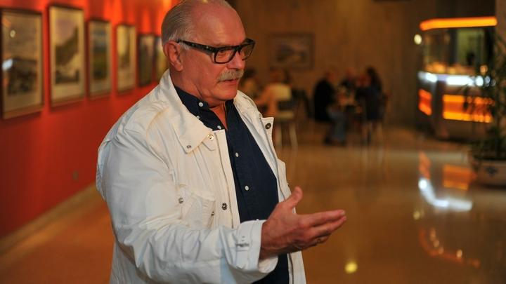 Михалков: Российское кино перестало опускать своих зрителей на дно