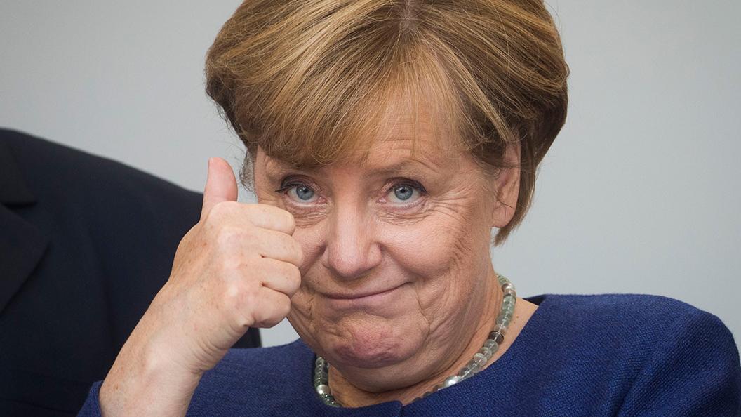 Что вынудило Меркель назвать Россию супердержавой