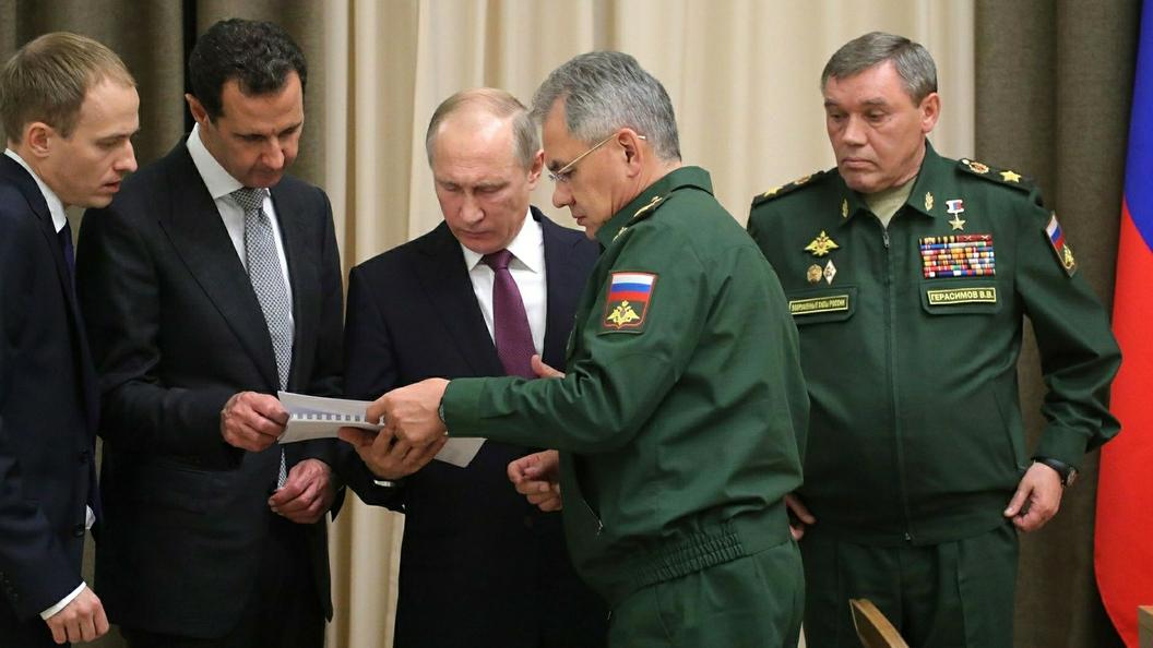 Неприемлем, но терпим: США требуют от России усадить Асада за стол переговоров
