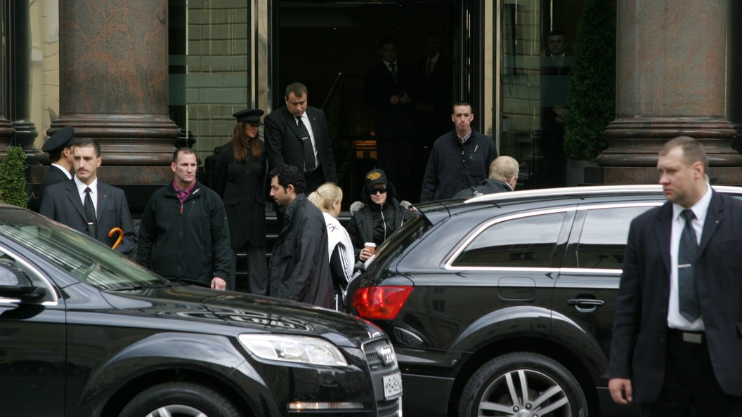 Граждане России вскоре смогут прокатиться на президентском Кортеже