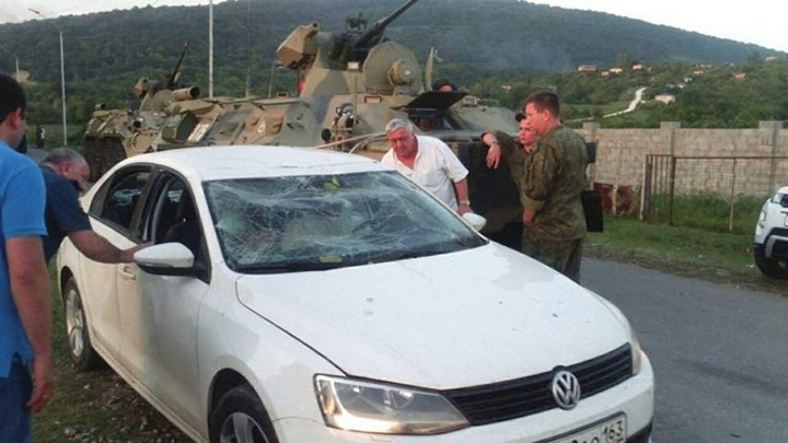 В Сети появились фото расстрелянного организатора покушения на экс-президента Абхазии