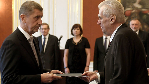 Чешский Трамп приступает к делу