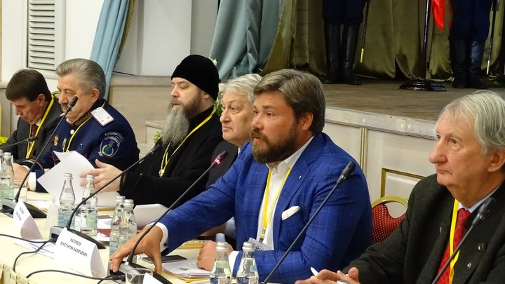 Двуглавый орёл займётся восстановлением исторической памяти русского Крыма