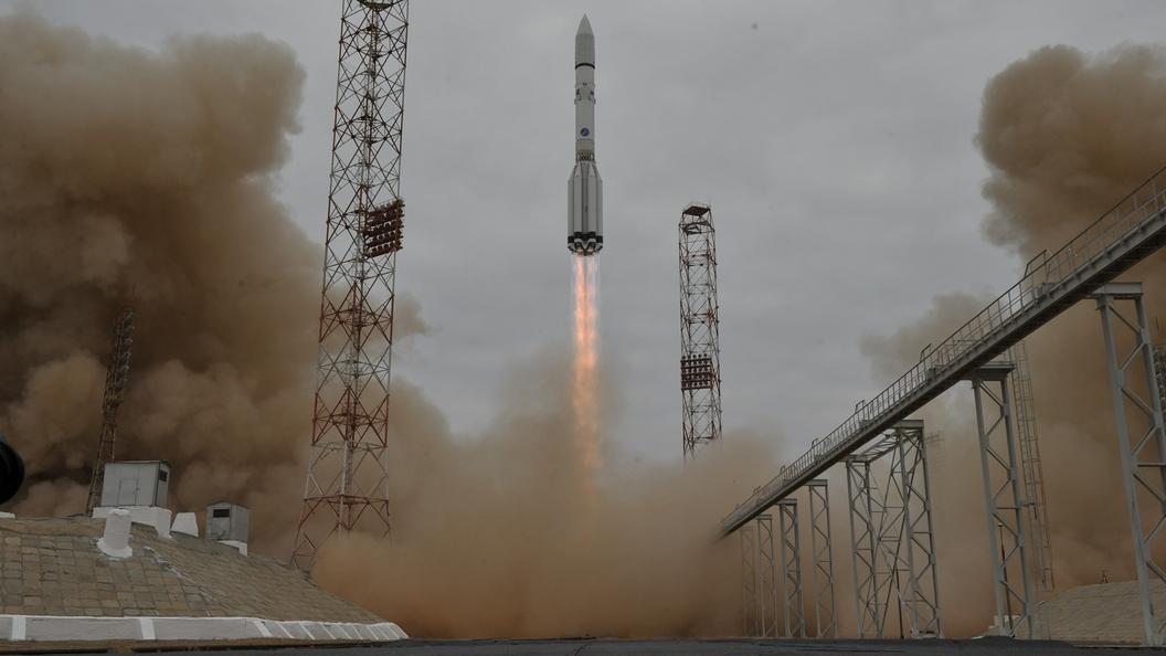 С Байконура готовятся отправить в космос новых астронавтов
