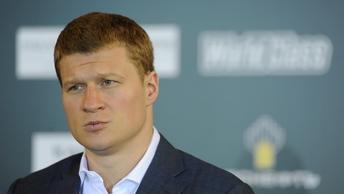 Русского Витязя ждёт молодая копия Владимира Кличко