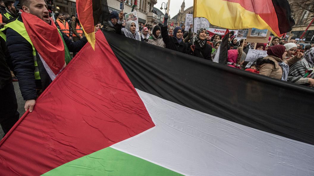 В руководстве ФРГ появится новый пост комиссар поборьбе сантисемитами