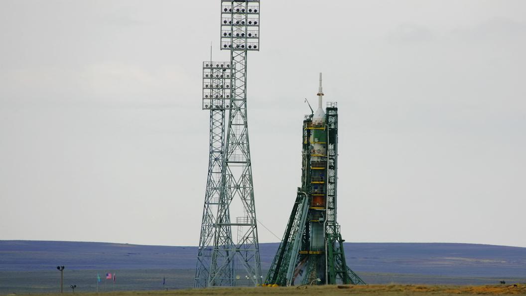 Гагаринский старт: Корабль Союз с новым экипажем МКС успешно стартовал с Байконура