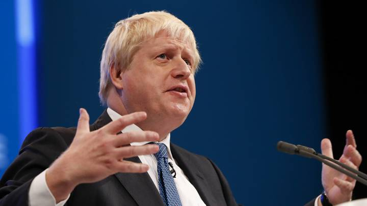 Джонсон заявил о русском троллинге в ходе референдума Brexit