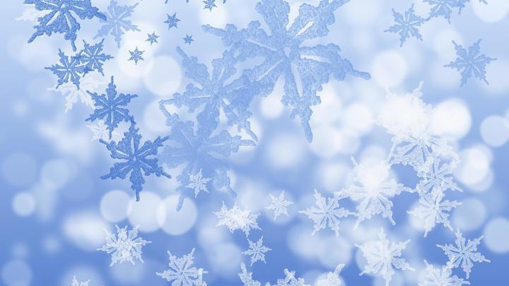 Шведские ученые обнаружили снежинку в виде полой звезды с хоботком