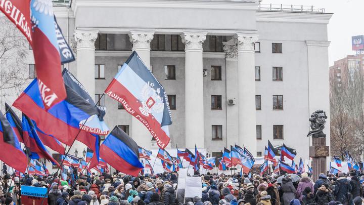 США идут в кибернаступление на Донбасс: Сайт ДНР подвергся атаке американских хакеров