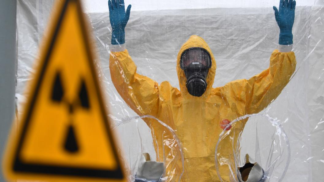 Два украинских сталкера пытались вывезти из Чернобыля обогащенный уран