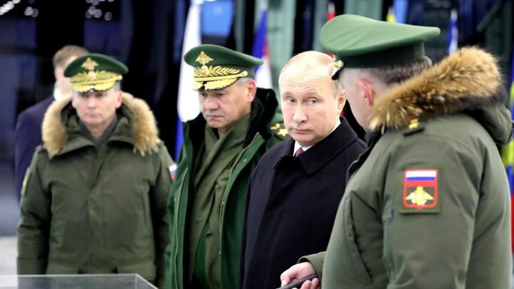 Ваш приказ выполнен: Шойгу доложил Путину о выводе войск из Сирии