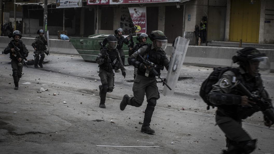 Встычках сизраильскими силовиками погибли два палестинца, еще 689 пострадали