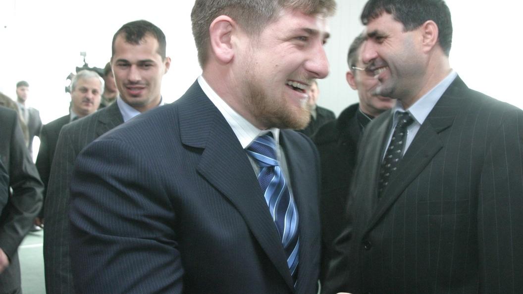 Страница Рамзана Кадырова в Инстаграм оказалась заблокирована