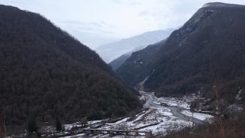 В Дагестане сошла лавина - МЧС